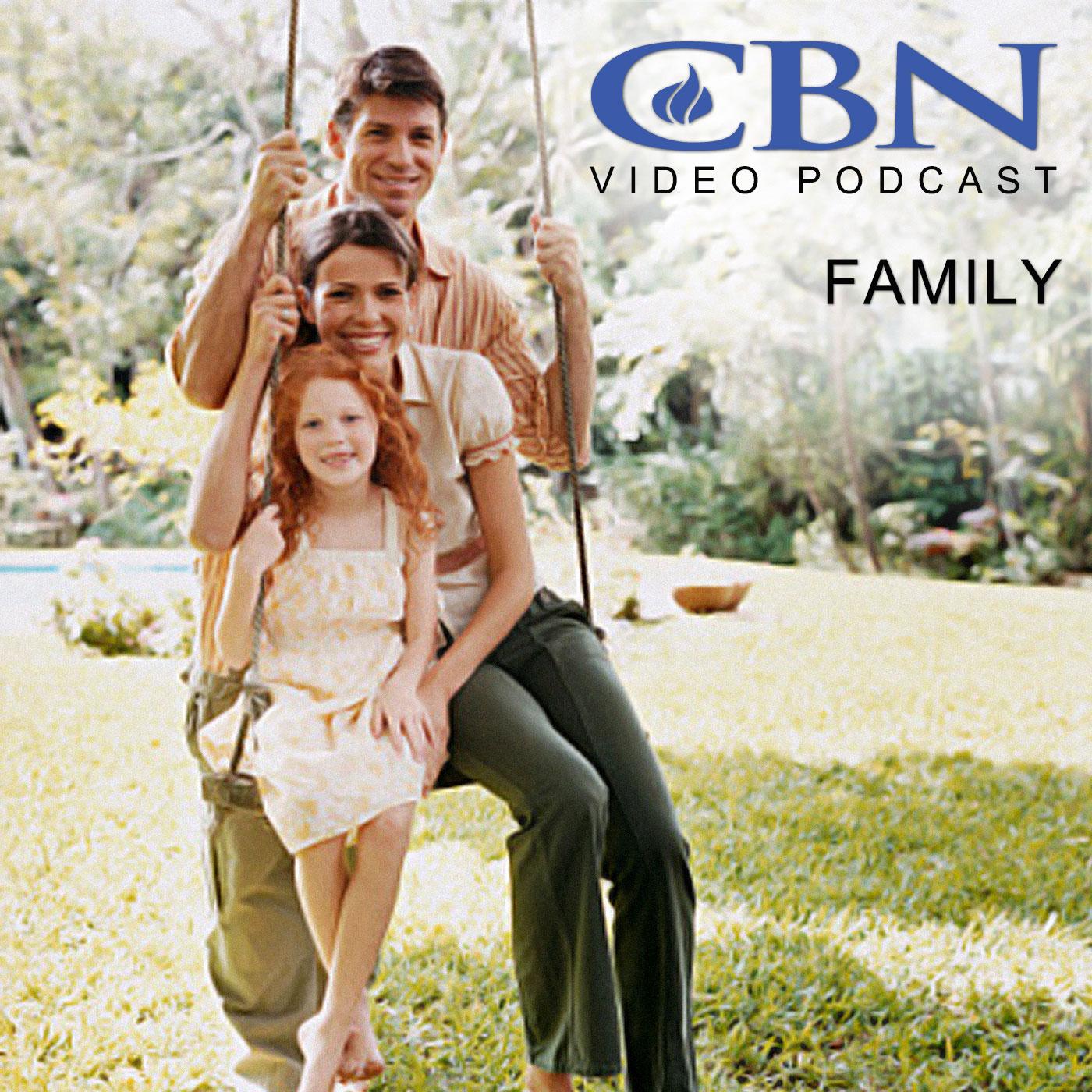 <![CDATA[CBN.com - Family - Video Podcast]]>